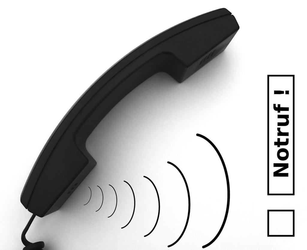Mit einem Hausnotruf können Sie jederzeit einen Notruf absetzen